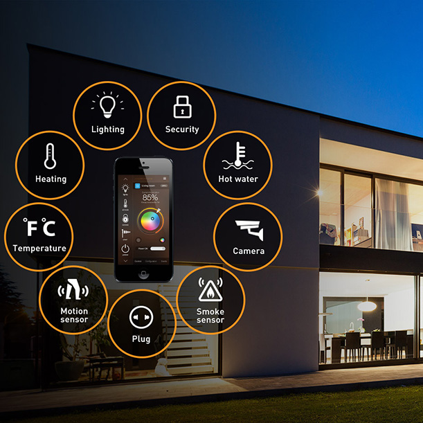 Umpi - Smart Building