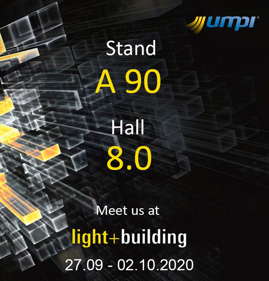 Umpi - Light+Building 2020