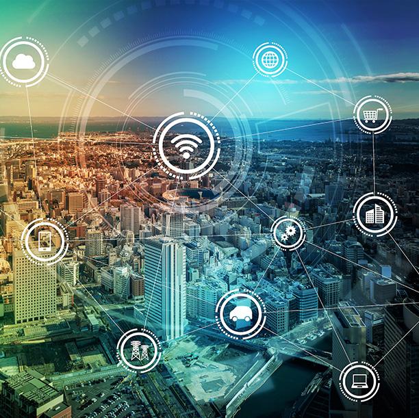 Umpi - Homepage Smart City