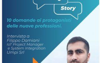 Umpi - Intervista Filippo Damiani