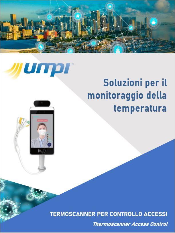Umpi - termoscanner